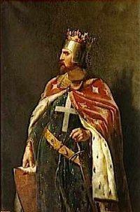 Les croisades christ roi - Armoiries richard coeur de lion ...